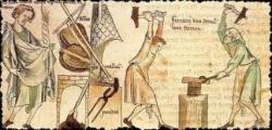 forge au XIIIè siècle