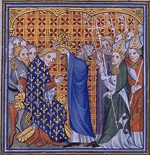 Sacre philippe vi